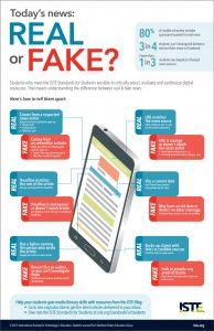 ISTE Fake News Poster