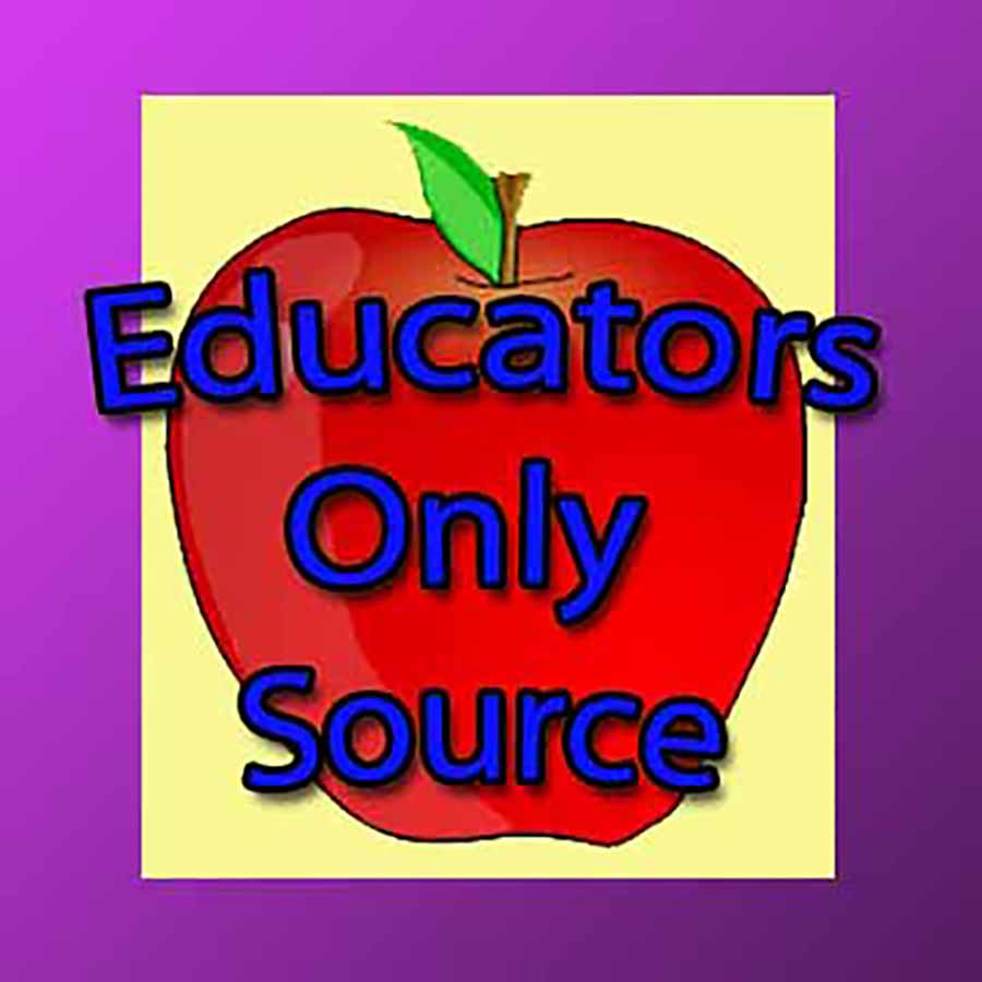 Educators Only Source